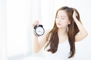 七種不良習慣加速肌膚老化