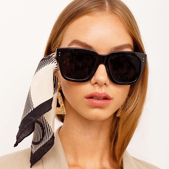 潮流鏡片與配件 打造全新時尚感