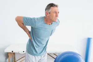 下背痛原因為何?  恐與薦髂關節失能有關