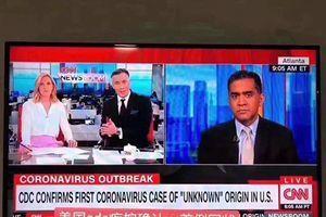 「誤譯」CNN影片文字 中文社媒借疫情擾亂海外秩序