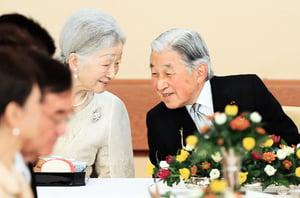 日本太上王持續發燒 未出席日王生日慶典