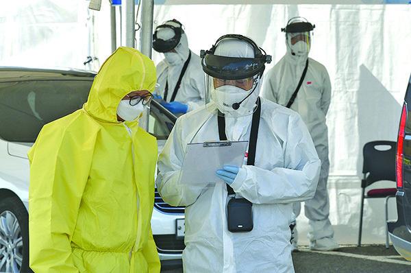 員工染新冠病毒 三星和LG關閉大邱附近工廠