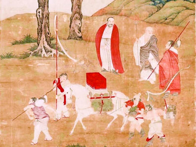 歷史上的八戒 中國第一位漢族僧人朱士行