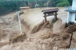 河北遭特大暴雨襲擊 邯鄲多個村莊失聯無援