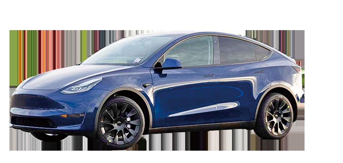 Model Y最近已經準備就緒,特斯拉通知客戶將從3月中旬開始交貨。(Tesla)