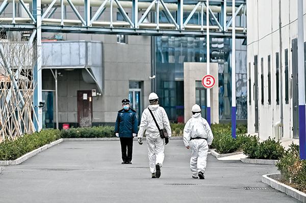 中共當局強推復工,但受疫情影響,很多企業復工的程度仍有限。(AFP)