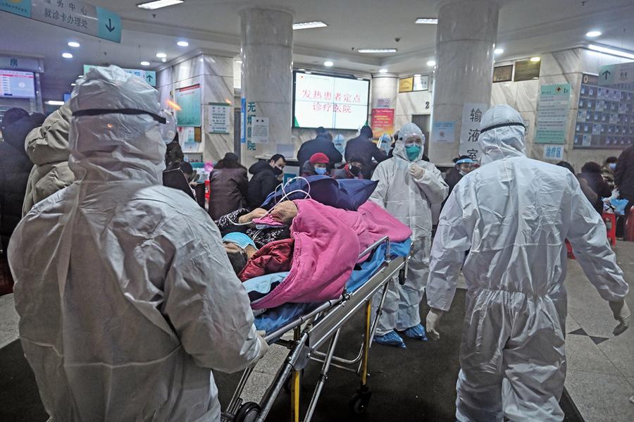 中共要為疫情全球蔓延負責