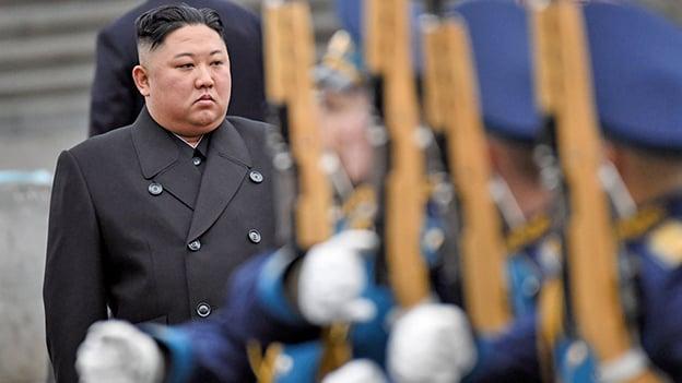 北韓疑經中國走私南韓口罩
