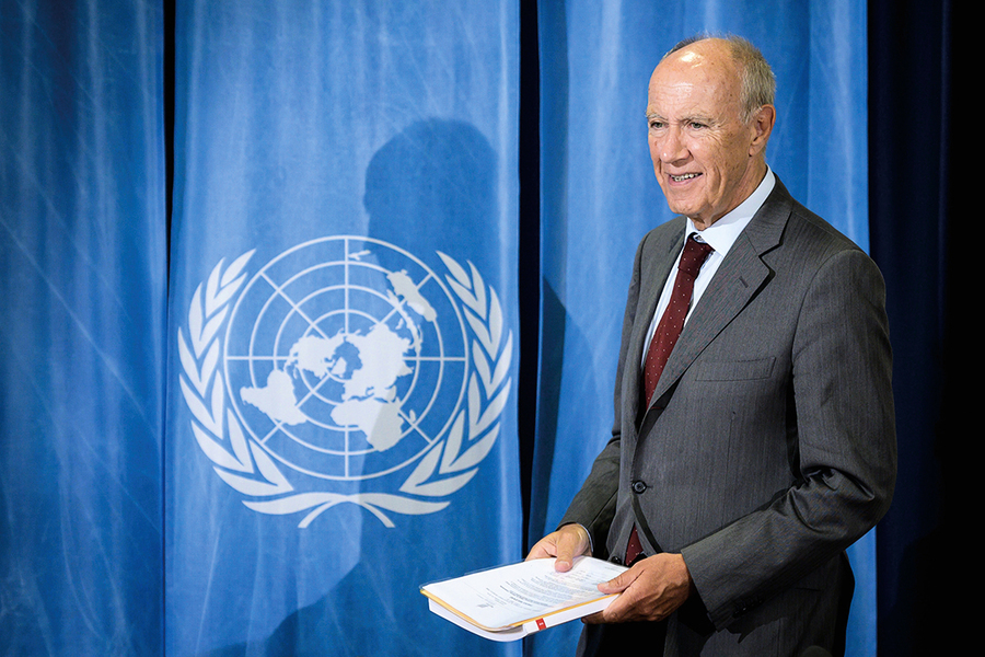 WIPO總幹事改選在即 美方力阻中共候選人當選