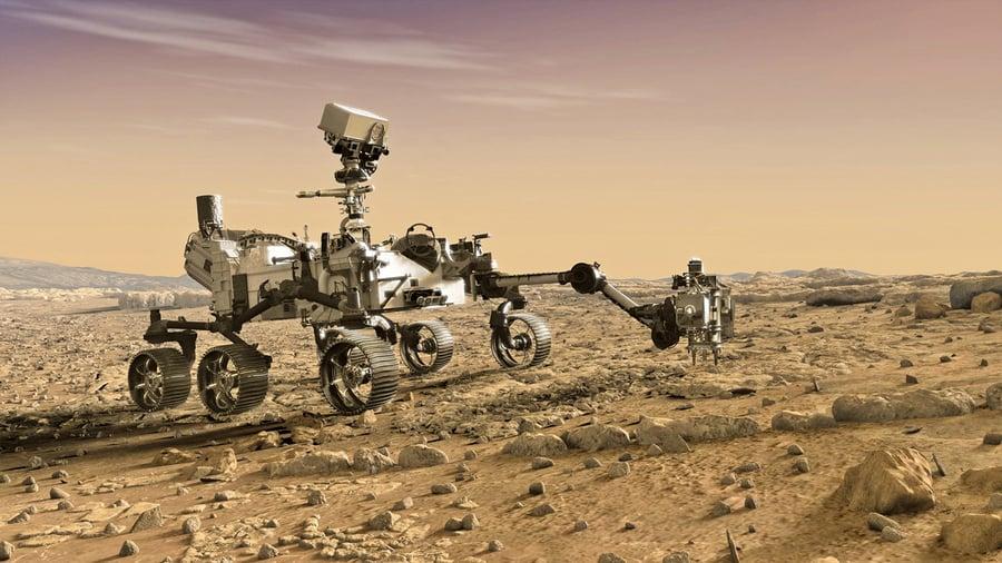 火星2020探測車要在火星上找甚麼?