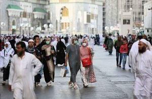 波斯灣國家全失守 沙特首例患者瞞報伊朗旅遊史
