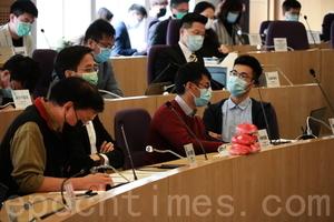 西貢區議會暫停討論 以陳彥霖周梓樂命名公園