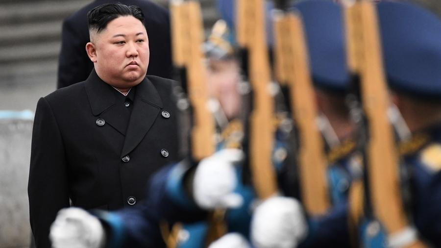 金正恩撐不住了?疑經中國走私南韓口罩