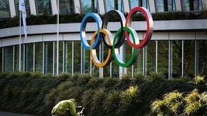 國際奧委會宣佈:東京奧運將於7月如期舉行
