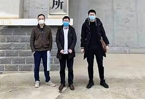 中共嚴控言論 貴州教師談疫情被降為工人