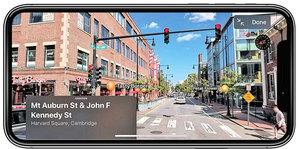 蘋果地圖擴大「街景環視」 新增波士頓華府費城