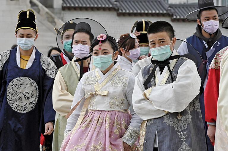南韓武漢肺炎破六千  歐洲確診增加