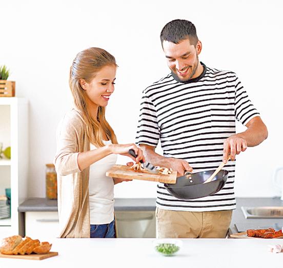 學會備餐能減少外食費用,有效控制預算。