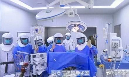 大陸兩例肺移植 供體來源受質疑 主刀醫均被國際追查