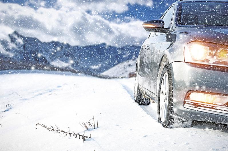地下地圖系統雪天也可探知路標