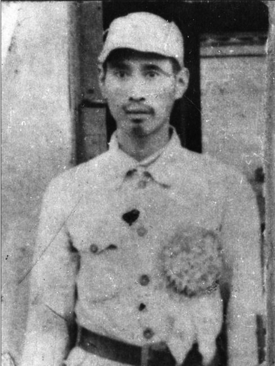 《智取威虎山》的男主角楊子榮。(網絡圖片)