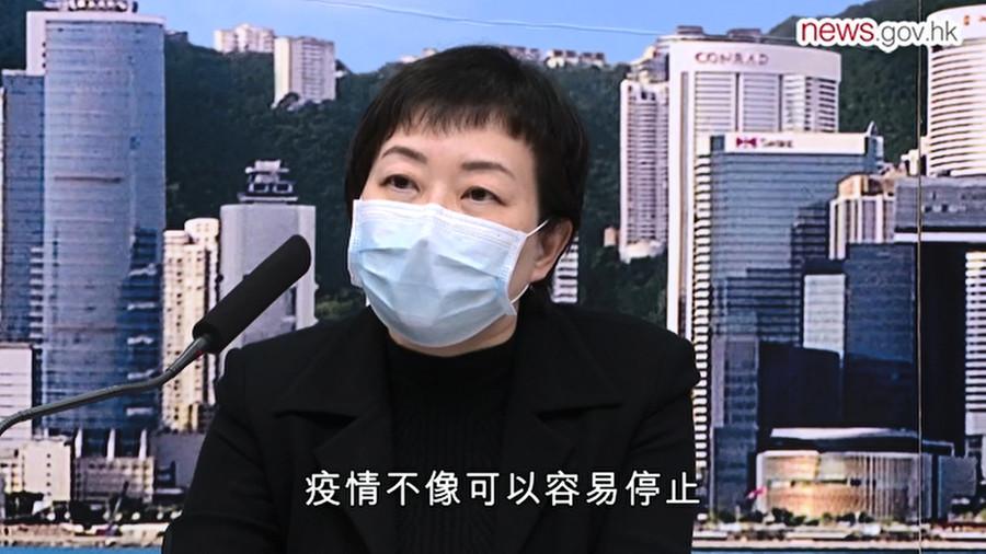 昨日增五宗武漢肺炎個案