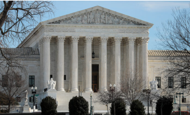 Court House, Washington DC, Jan. 2020. (Charlotte Cuthbertson/The Epoch Times)