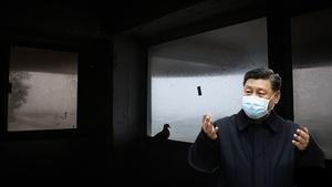 評中共肺炎:習近平炫耀3件新衣