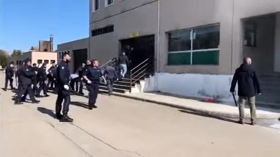 防疫禁探監 意大利至少4座監獄暴動