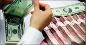 央行出手干預 離岸人民幣升破6.68