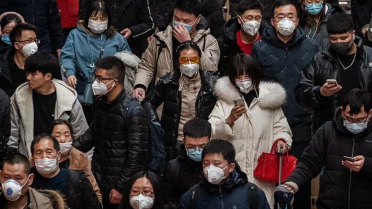 2020年3月4日,中共新華社刊發評論,要求世界感謝中國,網民痛批中共無恥。示意圖。(Kevin Frayer/Getty Images)
