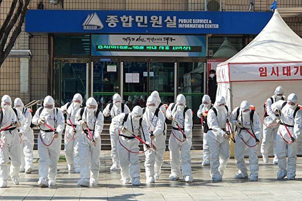 日媒分析疫情:對中共態度不同 港台與韓國冰火兩重天