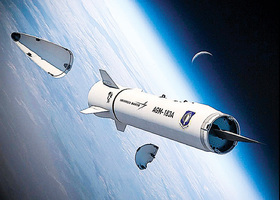 洛馬發佈高超音速武器 AGM-183圖片