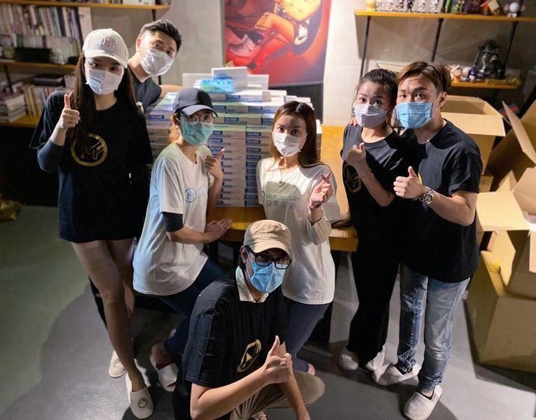 港人自救「口罩工廠」明日開售 一蚊一個