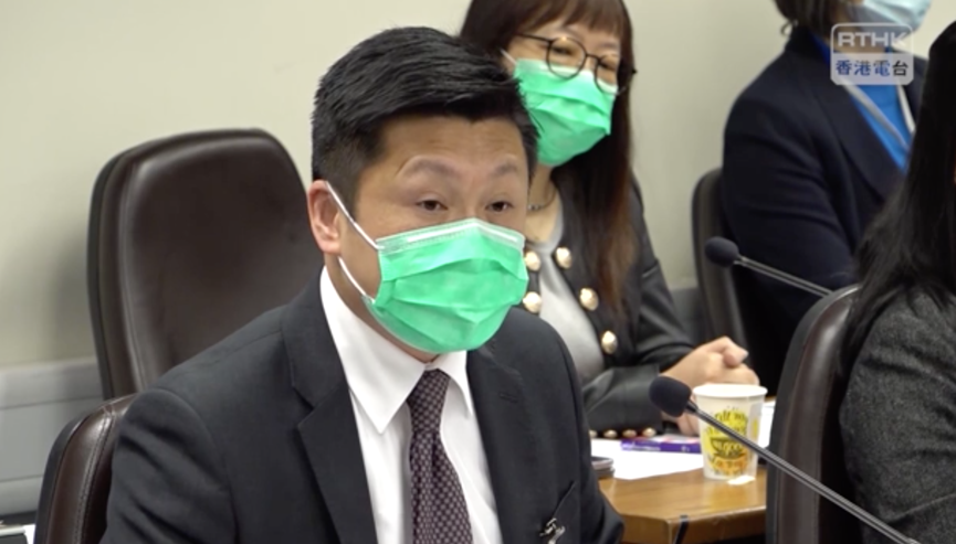葵青區議會議員批警方濫權濫捕