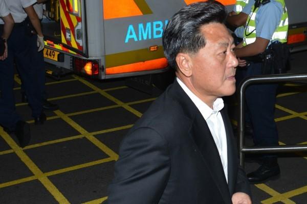 近日,李剛卸任澳門中聯辦主任,返京出任僑務辦公室副主任。有分析認為,李剛突然被調職,貶義明顯。圖為2012年10月,時任香港中聯辦副主任的李剛。(ANTONY DICKSON/AFP/Getty Images)
