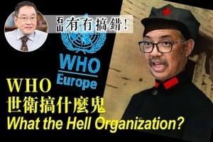 【有冇搞錯】世衛官員有冇搞錯,WHO 根本就是  What the Hell Organization
