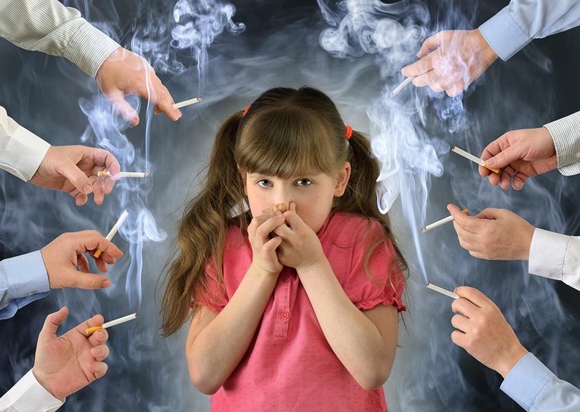 研究:接觸「三手煙」 也具有健康風險
