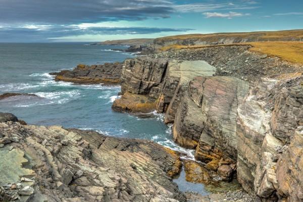 加拿大紐芬蘭省的迷斯塔肯角生態保護區被聯合國教科文組織列入世界遺產名錄。(UNESCO)