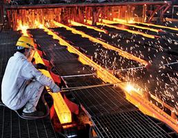 陸鋼鐵庫存激增或傾銷海外
