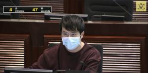 鄺俊宇斥林鄭:全世界看你幾時坎坷