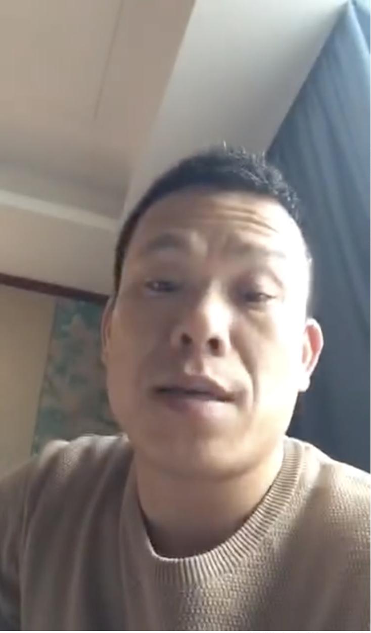 網上流傳溫州人講話的小短片,指回國有好處,呼籲同鄉回國。(影片截圖)