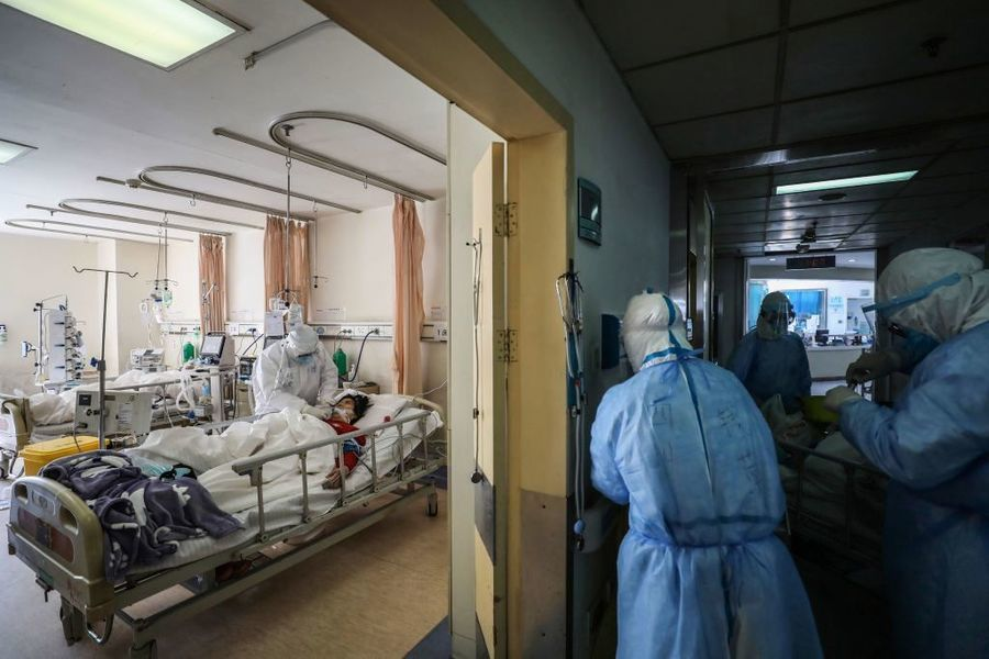 武漢醫生講述抗疫慘烈經歷 揭穿共青團「造謠式闢謠」