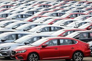 4S店半月未開張 今年汽車銷量或跌8%