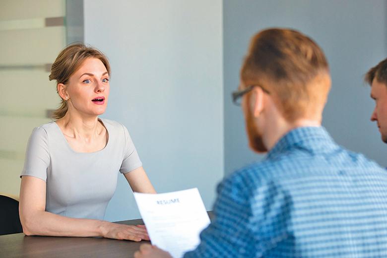 求職者最怕面試被問到 這三個問題