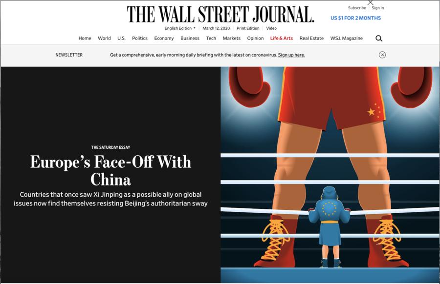 中共求配合:「不要說新冠病毒源自中國」