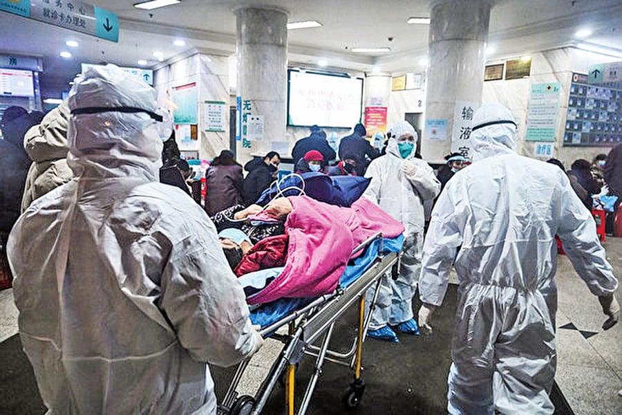 大陸台資企業解散 武漢肺炎加速企業撤離