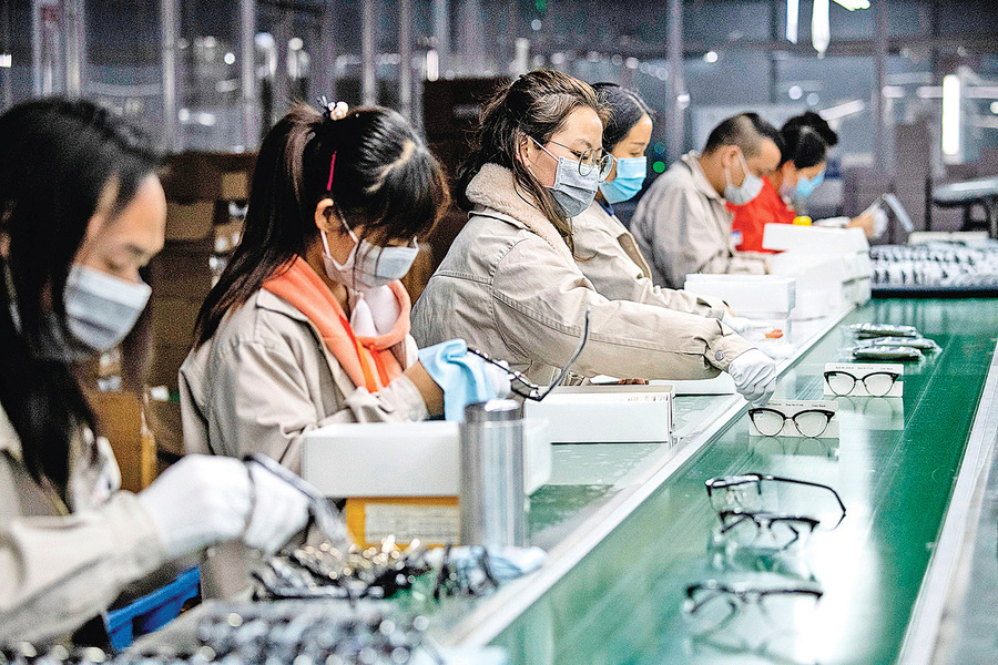 武漢肺炎衝擊經濟全球化  西方和中共加速脫鉤