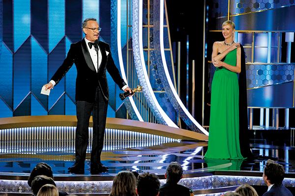 63歲的荷里活著名影星、奧斯卡影帝湯漢斯(Tom Hanks),與太太經測試後,確診感染武漢肺炎。(Getty Images)