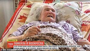 死後10小時還陽 烏克蘭老婦:神的慈悲